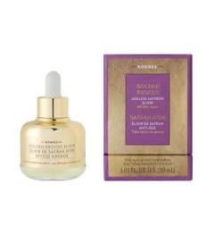 Korres Safran d'Or Elixir de Safran Anti Age 30Ml