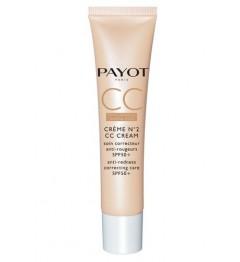 Payot Crème Numéro 2 CC Crème Soin Anti Rougeurs SPF50 40Ml pas cher