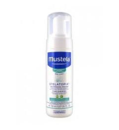 Mustela Stelatopia Shampooing Mousse 150Ml pas cher