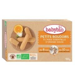 Babybio Boudoirs dès 8 à 10Mois 120 Grammes pas cher