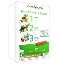 Arkofluide Programme Minceur Bio 30 Jours pas cher
