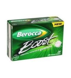 Berocca Boost 20 Comprimés Effervescents pas cher pas cher