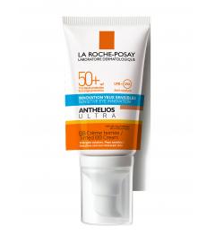 La Roche Posay Anthelios XL SPF 50+ Crème Solaire Confort Ultra Teinté Avec Parfum 50ml