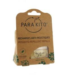 Parakito Plaquette pour Bracelet 2 Recharges pas cher