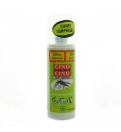 Cinq Sur Cinq zones Tempérées Spray 100Ml pas cher