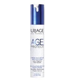 Uriage AGE Protect Crème Nuit Multi Actions 40Ml pas cher