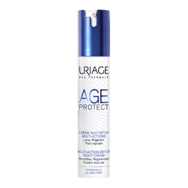Uriage AGE Protect Crème Nuit Multi Actions 40Ml
