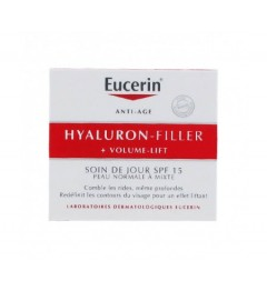 Eucerin Hyaluron Filler Volume Lift Peaux Normales à Mixtes 50Ml