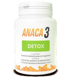 Anaca 3 Détox 60 Gélules pas cher