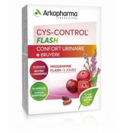 Cys-Control Flash 20 Gélules pas cher