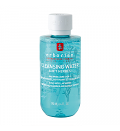 Erborian Cleansing Water 190Ml pas cher