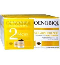 Oenobiol Solaires Intensif Peaux Sensibles 2x30 Capsules pas cher