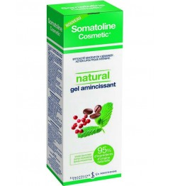 Somatoline Natural Gel Amincissant 250Ml