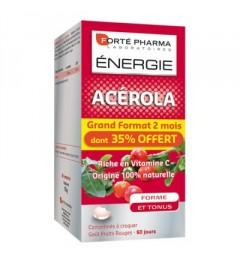 Forté Pharma Energie Acerola 60 Comprimés à croquer pas cher pas cher