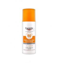 Eucerin Sun SPF50 Photoaging Control CC Crème Médium 50Ml