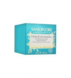 Sanoflore Crème de Nuit Magnifica 50Ml