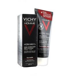 Vichy Hommes Hydramag 50Ml et Gel Douche 100Ml Offert pas cher