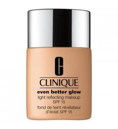 Clinique Even Better Glow Fond de Teint Révélateur d'Eclat SPF15 30Ml CN 58 Honey