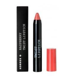 Korres Crayon Twist Lipstick Framboise Charm