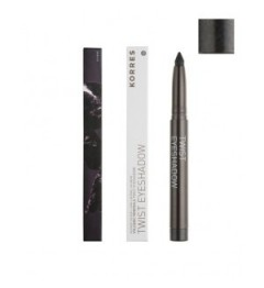 Korres Eyeshadow Twist 98 Metallic Black pas cher