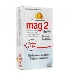 Mag 2 Stress 30 Comprimés pas cher
