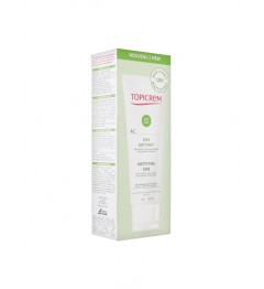 Topicrem AC Fluide Matifiant 40Ml pas cher