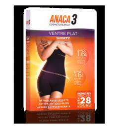 Anaca 3 Shorty Ventre Plat Taille L/XL pas cher