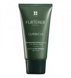 Furterer Curbicia Shampooing-Masque Pureté à L'Argile Absorbante 100 Ml pas cher