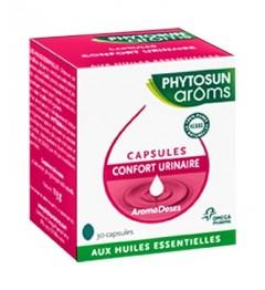 Phytosun Aroms Aromadose Confort Urinaire 30 Capsules pas cher
