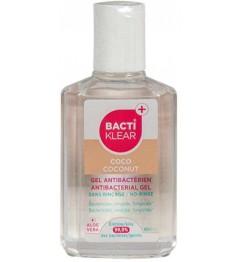 Bactiklear Gel Mains Antibactérien 90Ml Parfum Coco pas cher
