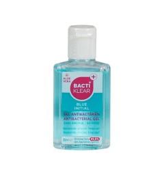 Bactiklear Gel Mains Antibactérien Blue Initial 30Ml pas cher
