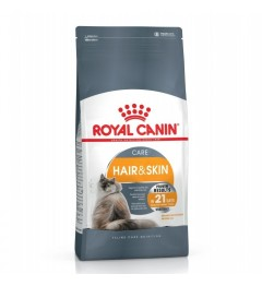 Royal Canin Chat Hair and Skin 400 Grammes pas cher