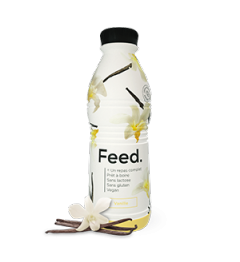 Feed Ready To Drink Vanille 1 Repas Complet pas cher