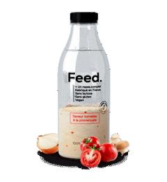 Feed Bouteille Tomates à la provençale 1 Repas Complet pas cher