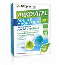 Arkovital Double Magnesium Bio 30 Comprimés