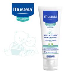 Mustela Stelatopia Crème visage 40Ml pas cher