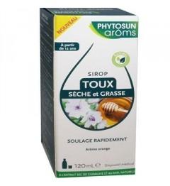 Phytosun Aroms Sirop Toux Adulte 120Ml pas cher