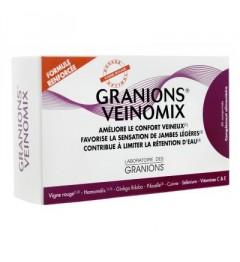 Granions Veinomix Jambes Légères 60 Comprimés pas cher
