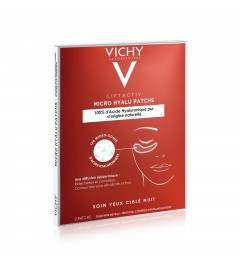 Vichy Liftactiv Micro Hyalu Patchs Yeux 2Ml pas cher
