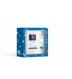 Vichy Coffret Aqualia Riche 50Ml, Mineral 89 10Ml et Aqualia Nuit 15Ml pas cher