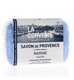 La Corvette Savon de Marseille Marine 100 Grammes pas cher