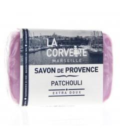 La Corvette Savon de Marseille Patchouli 100 Grammes pas cher