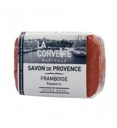 La Corvette Savon de Provence Framboise 100 Grammes pas cher