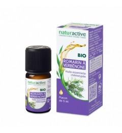 Naturactive Huiles Essentielles Bio Romarin à Verbénole 5Ml pas cher
