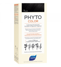 Phyto Coloration Permanente 1 pas cher