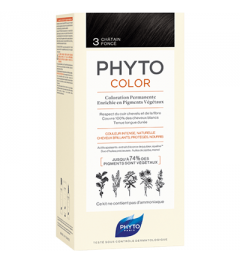 Phyto Coloration Permanente 3 pas cher