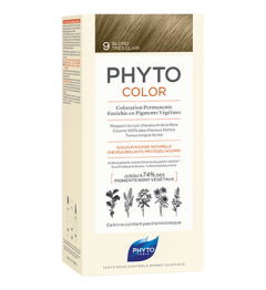 Phyto Coloration Permanente 9 pas cher