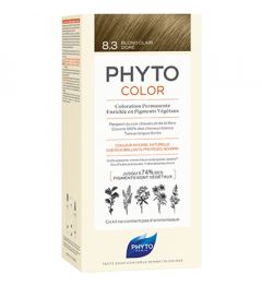 Phyto Coloration Permanente 8.3 pas cher