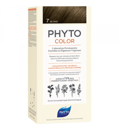 Phyto Coloration Permanente 7 pas cher