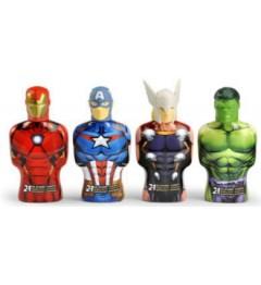 Avengers Bain Moussant Shampooing 350Ml pas cher
